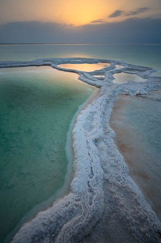 Dead Sea Sunrise 2