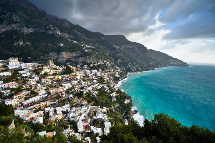 Positano High View