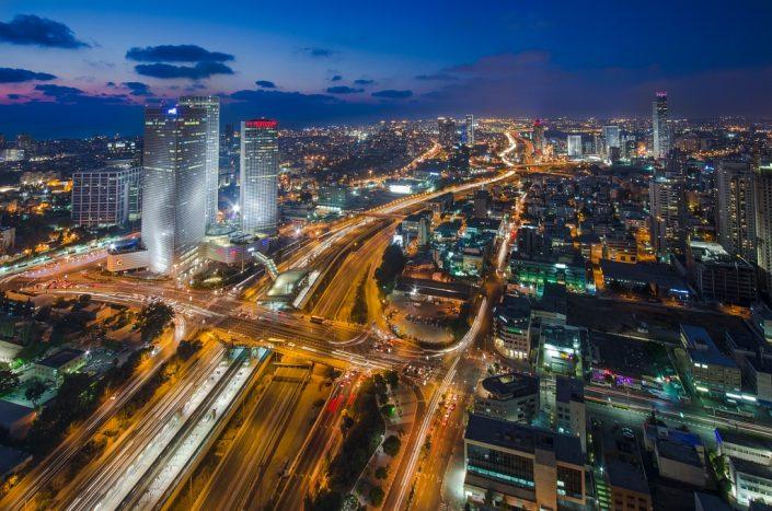 Tel-Aviv Living Veins
