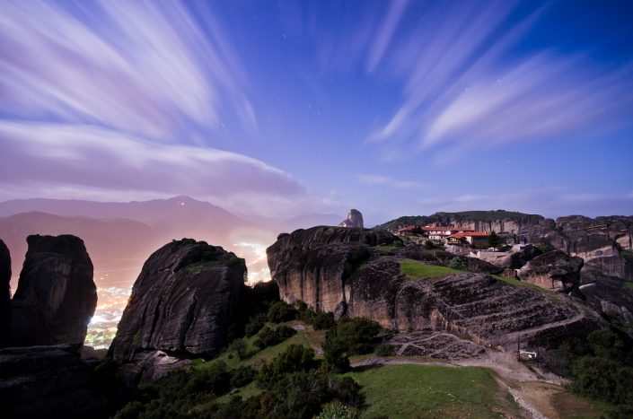 Heavenly Meteora