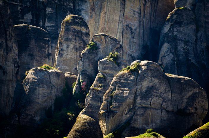 Meteora Rocks II