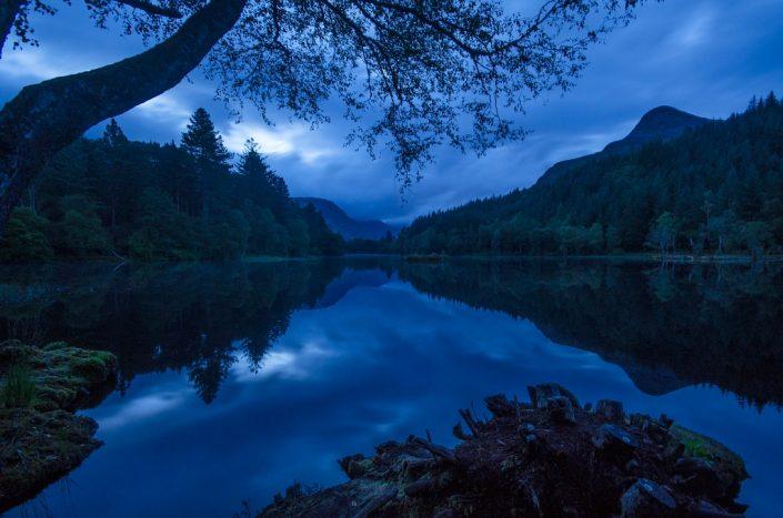 Glencoe Lochan Blues