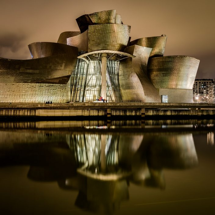 Golden Flower of Bilbao