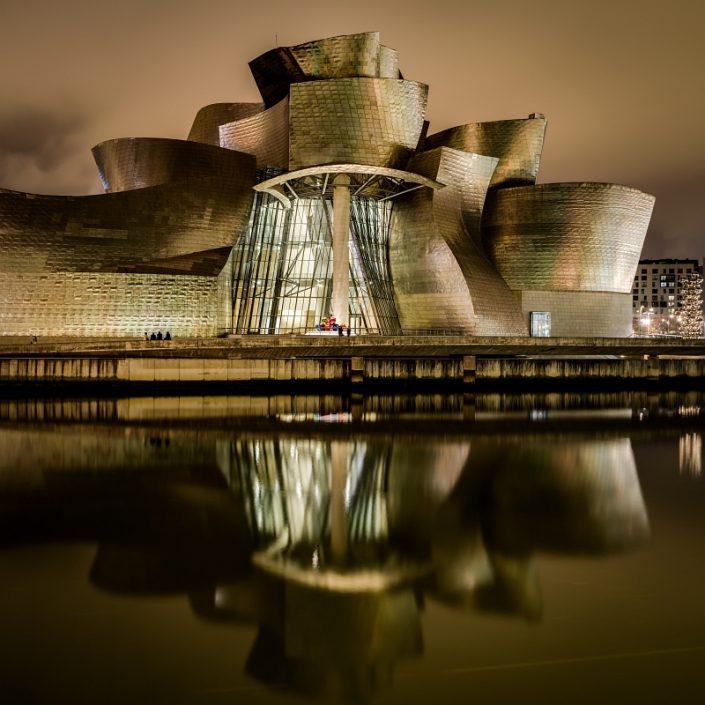 Golden Flower of Bilbao