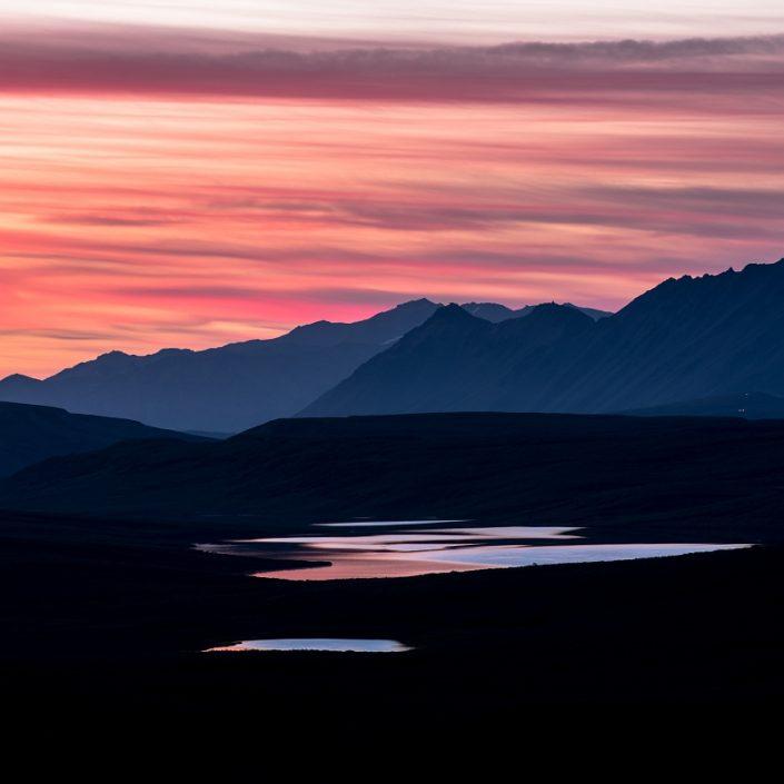 Two Bit Lake Red