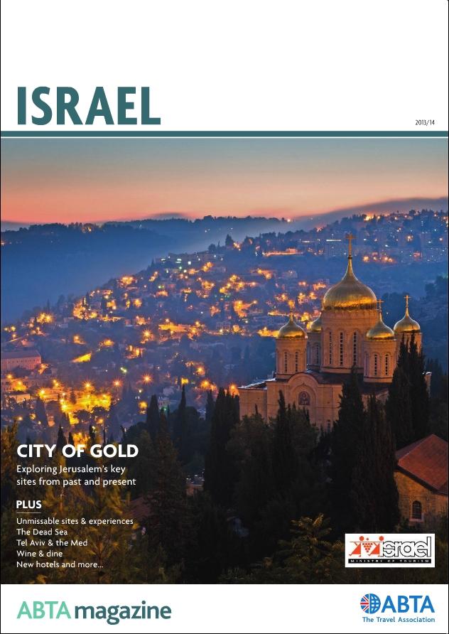 ABTA Magazine Cover