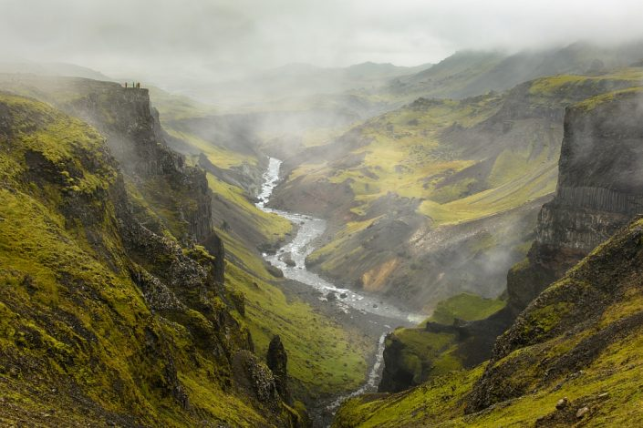 Middle Earth in Iceland