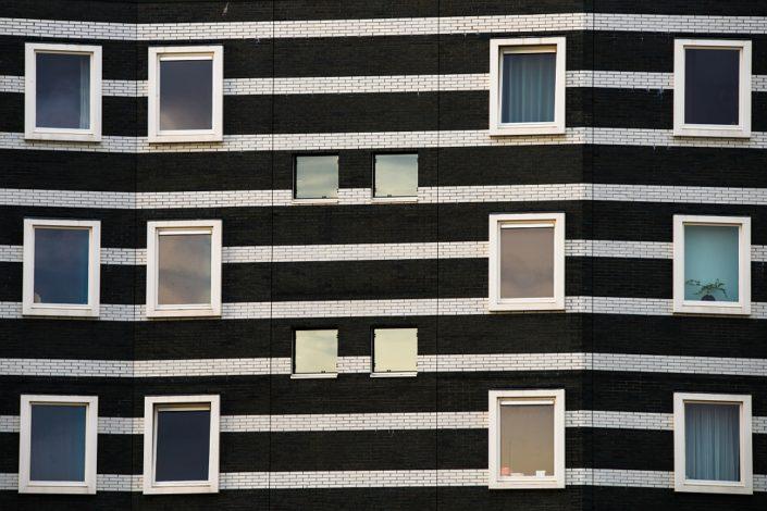 Zaandam wavy Windows I