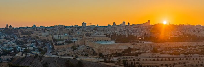 Golden Jerusalem