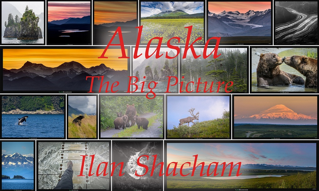 Alaska - The big picture
