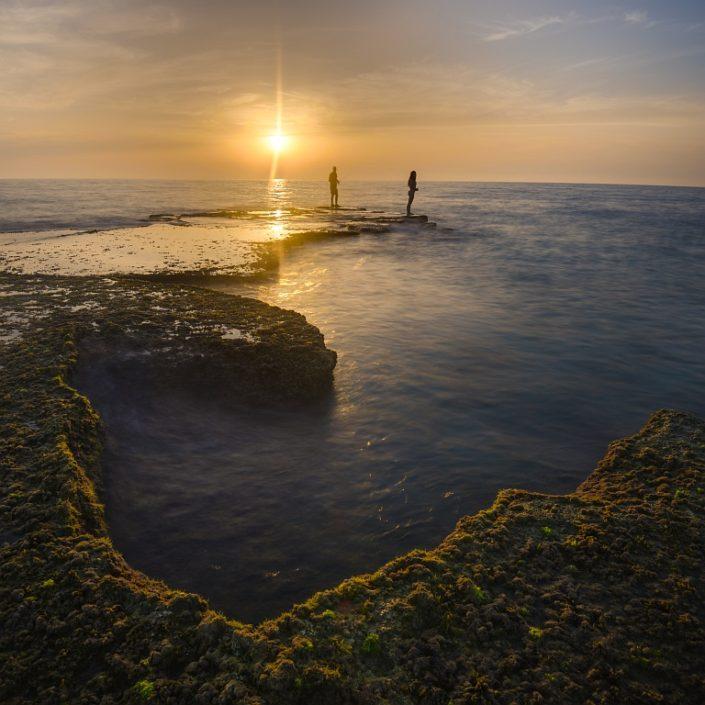 Romantic Sunset, Palmahim