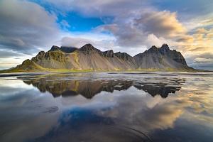 Double Vestrahorn, Iceland