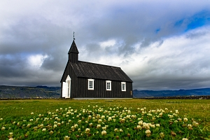 Budir black church