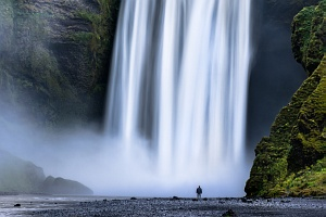 Iceland photo tour - Skogafoss