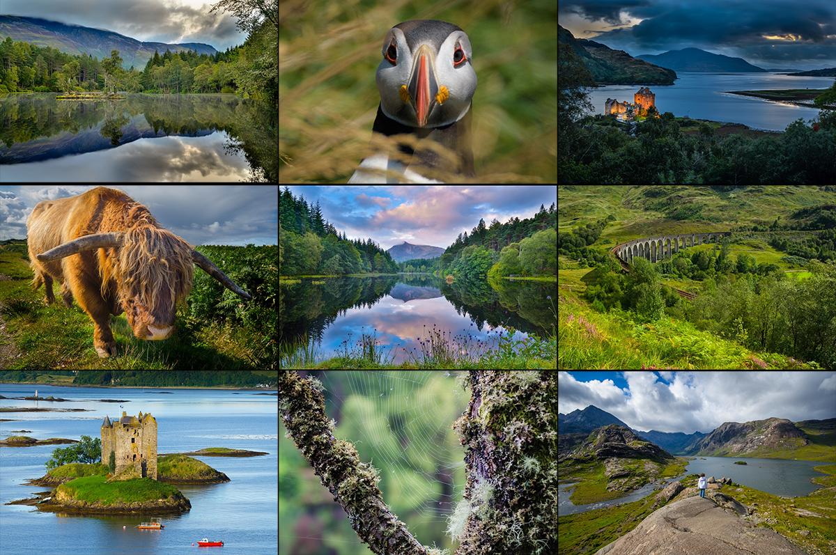 Scotland Photo Trip
