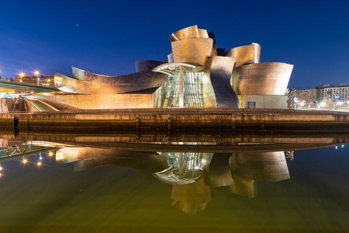 Blue Light Guggenheim
