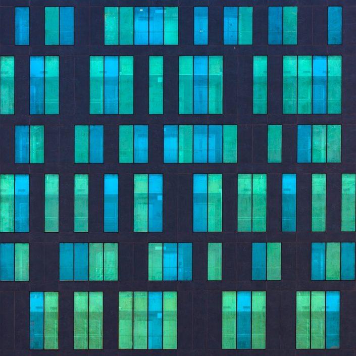 Blue Green Code