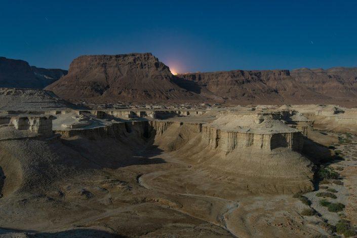 Moonlight Masada