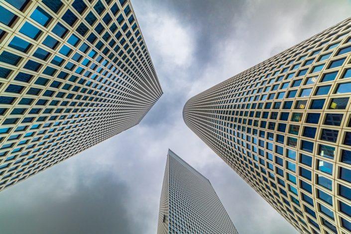 Azrieli Towers, Tel-Aviv